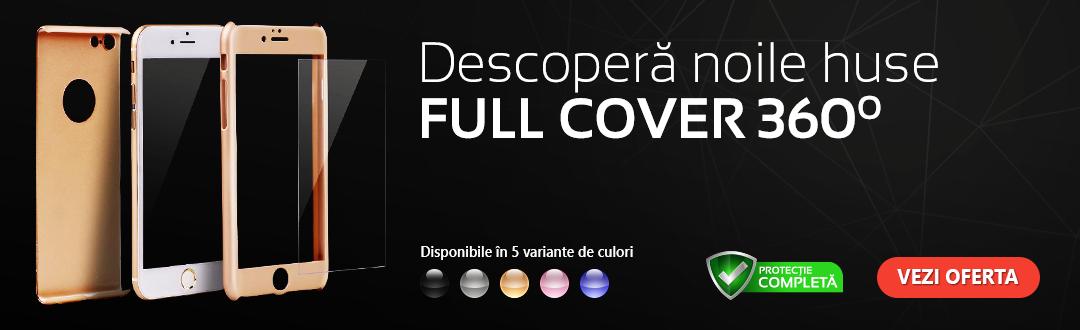 Huse Full Cover 360 - Accesorio
