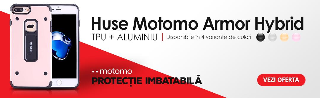 Huse Motomo Armor Hybrid