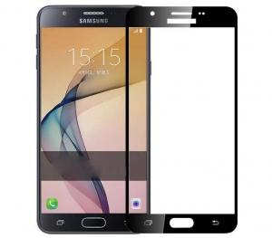 Folie sticla securizata 5D Full Glue Samsung Galaxy J5 Prime, Negru
