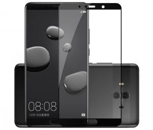 Folie sticla securizata Full Glue Huawei Mate 10, Black