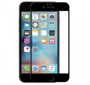 Folie sticla securizata Full Glue iPhone 7 Plus, Black