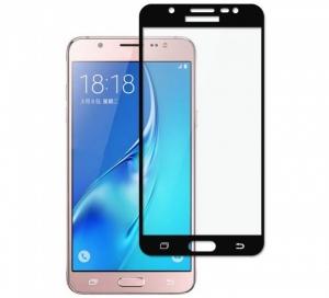 Folie sticla securizata Full Glue Samsung Galaxy J5 (2016), Black