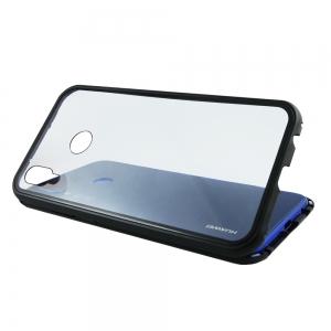 Husa 360 Magnetic Case pentru Huawei P20 Lite, Negru