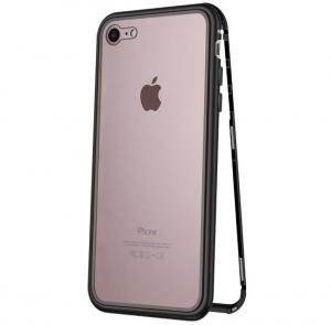 Husa 360 Magnetic Case pentru iPhone 6 / 6S, Negru