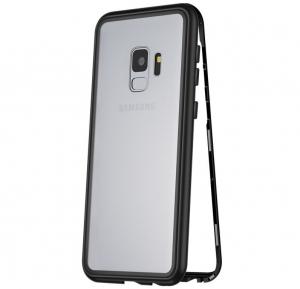 Husa 360 Magnetic Case pentru Samsung Galaxy S9, Negru