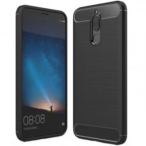 Husa Air Carbon Huawei Mate 10 Lite, Negru