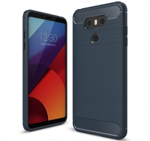 Husa Air Carbon LG G6, Dark Blue