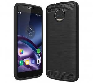 Husa Air Carbon Motorola Moto G5S, Negru