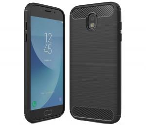 Husa Air Carbon Samsung Galaxy J7 (2017), Negru