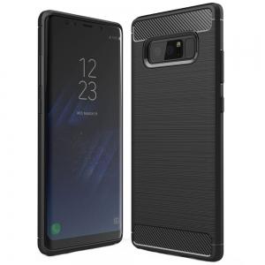Husa Air Carbon Samsung Galaxy Note 8, Negru