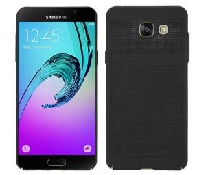 Husa Air cu perforatii Samsung Galaxy A5 (2016), Negru