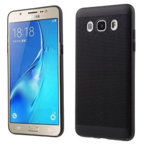 Husa Air cu perforatii Samsung Galaxy J5 (2016), Negru