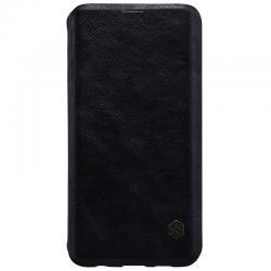 Husa Book Nillkin Qin Samsung Galaxy S6 Edge Plus, Negru
