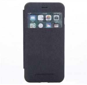 Husa Book View Mercury Goospery Wow iPhone 7 Plus, Negru