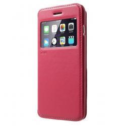 Husa Book View Roar Noble iPhone 6 / 6S, Rosu
