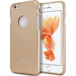 Husa Goospery Jelly iPhone 6 Plus / 6S Plus, Gold