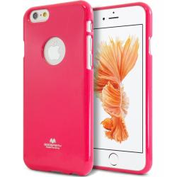 Husa Goospery Jelly iPhone 6 Plus / 6S Plus, Hot Pink