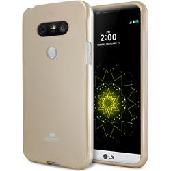Husa Goospery Jelly LG G5, Gold