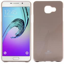 Husa Goospery Jelly Samsung Galaxy A7 (2016), Gold
