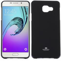 Husa Goospery Jelly Samsung Galaxy A7 (2016), Negru