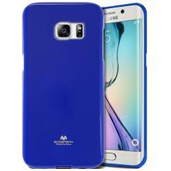 Husa Goospery Jelly Samsung Galaxy S6 Edge, Blue