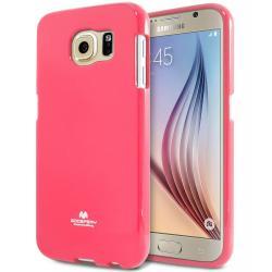 Husa Goospery Jelly Samsung Galaxy S6, Hot Pink