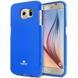 Husa Goospery Jelly Samsung Galaxy S6, Navy Blue