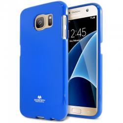 Husa Goospery Jelly Samsung Galaxy S7, Blue