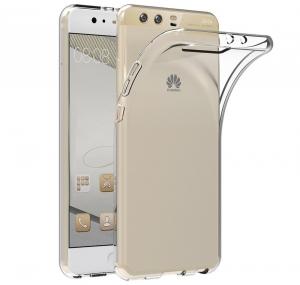 Husa Huawei P10 Plus TPU Slim, Transparent