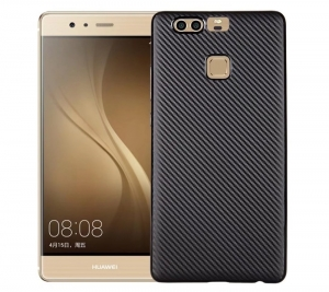 Husa Huawei P9 i-Zore Carbon, Negru