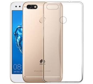 Husa Huawei P9 Lite Mini 2017 TPU Slim, Transparent