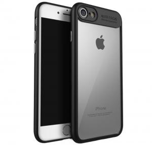 Husa iPaky Slim iPhone 8, Negru
