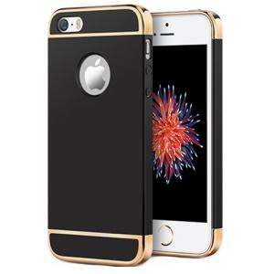 Husa iPhone 5 / 5S / SE Joyroom LingPai Series, Black