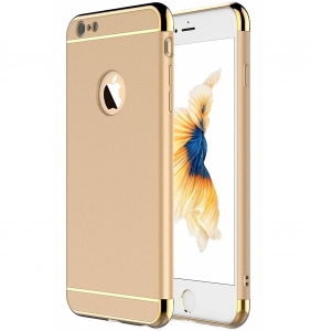 Husa iPhone 6 Plus / 6S Plus Joyroom LingPai Series, Gold