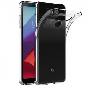 Husa LG G6 TPU Slim, Transparent