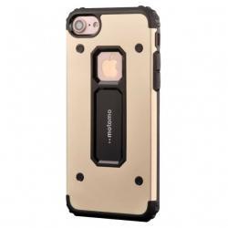 Husa Motomo Armor Hybrid iPhone SE / 5 / 5S, Gold