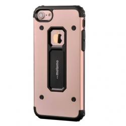 Husa Motomo Armor Hybrid iPhone SE / 5 / 5S, Rose Gold
