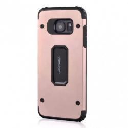 Husa Motomo Armor Hybrid Samsung Galaxy S7, Rose Gold