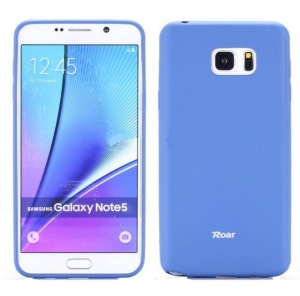 Husa Roar All Day Samsung Galaxy Note 5, Albastru