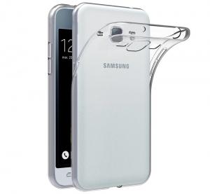 Husa Samsung Galaxy J1 (2016) TPU Slim, Transparent