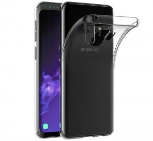 Husa Samsung Galaxy S9 TPU Slim, Transparent