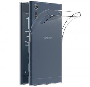 Husa Sony Xperia XZ TPU Slim, Transparent