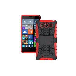 Husa Microsoft Lumia 950-Armor KickStand Red
