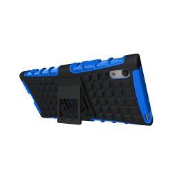 Husa Sony Xperia XA1-Armor KickStand Blue