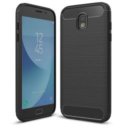 Husa Samsung Galaxy J3 J330 (2017)-Iberry Carbon Black