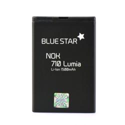 Acumulator Nokia Lumia 505,510,610,710,Asha 303-Blue Star BP-3L