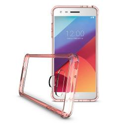 Husa LG G6 H870-Iberry Shockproof Crystal Pink