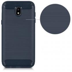 Husa Samsung Galaxy J3 J330 (2017)-Iberry Carbon Dark Blue