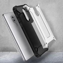 Husa Huawei Honor 6X-Iberry Armor Hybrid Silver