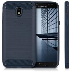 Husa Samsung Galaxy J7 J730 (2017)-Iberry Carbon Dark Blue